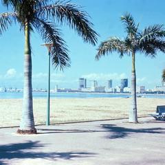 City of Luanda Viewed across the Bay
