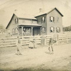 Joshua Wild residence