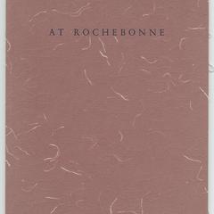 At Rochebonne