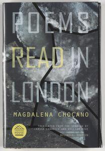 Poems read in London