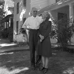 Winifred Bundy and Bill Morgan