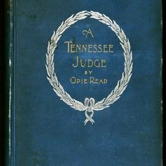 A Tennessee judge : a novel