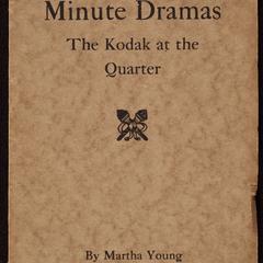 Minute dramas : the kodak at the quarter