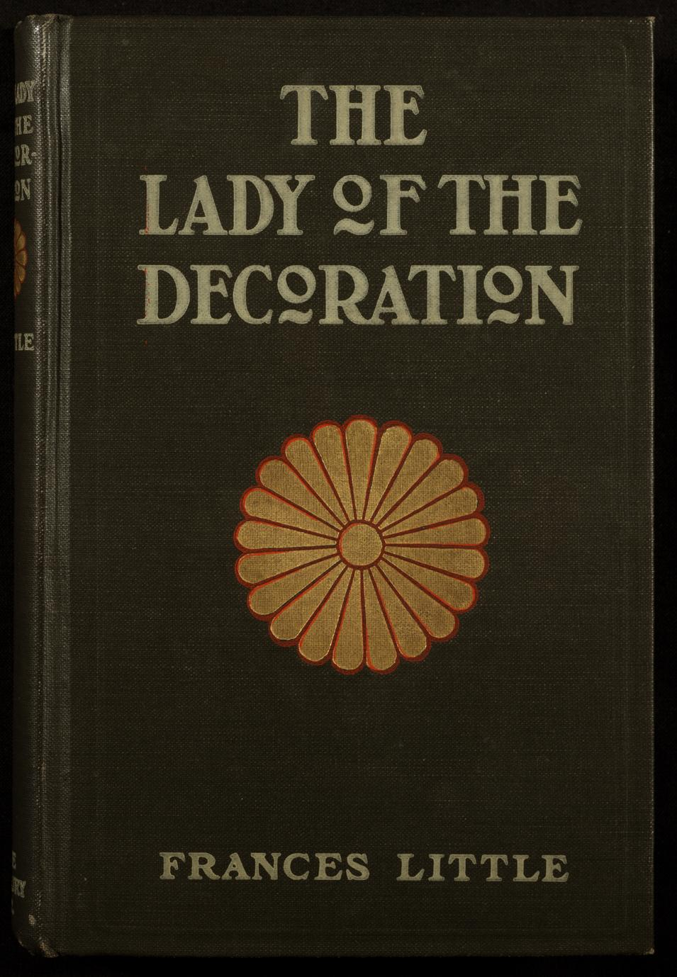 Lady of the decoration (1 of 2)