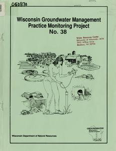 Volatile organic compound contamination of private water supplies adjacent to abandoned landfills in Marathon County