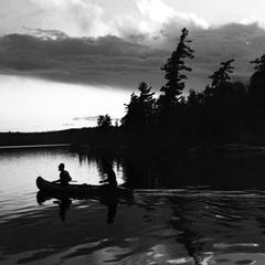 Canoeing at Quetico