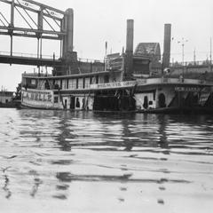 La Belle (Towboat, 1921-1945)