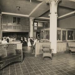 Thompson's Malted Food Company, Waukesha, interior
