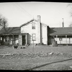 Birthplace of Mary Davison Bradford