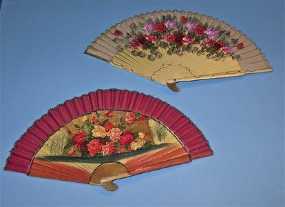 Bouquet fans