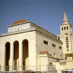 Only Church in Libya, Fascist-Style, Italian Built 1920-38