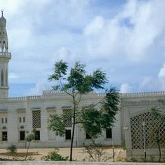 Mosque in Mogadishu