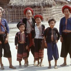 Lahu boys
