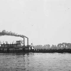 Sando (Towboat, ca. 1926)