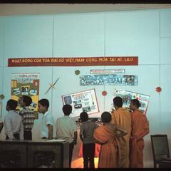 That Luang fair : South Vietnamese exhibit