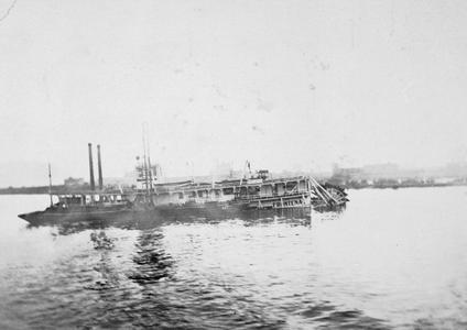 Frontenac (Rafter/Excursion boat, 1896-1912)
