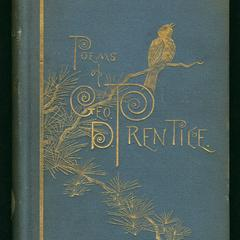 The poems of George D. Prentice
