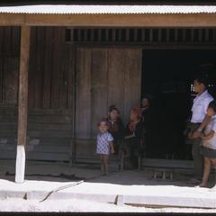 Yao village--shops