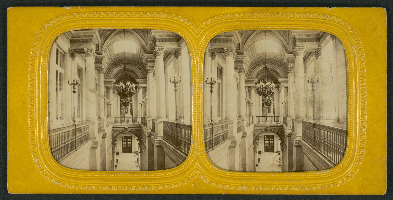 Les Tuileries : escalier d'honneur (1 of 4)