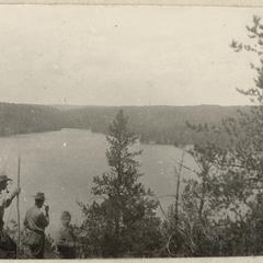 Quetico vista, June 22, 1924