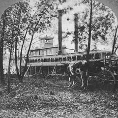 Milwaukee (Packet, 1857-1870?)