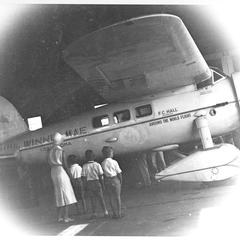 Wiley Post and Harold Gatty's visit to Janesville