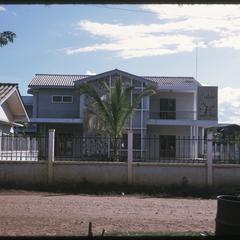 Vang Pao house