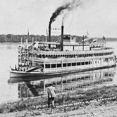 G. W. Hill (Packet/Excursion boat, 1909-1923)