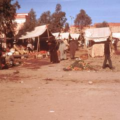 The Village of Kasar-es-Souk in Eastern Morocco