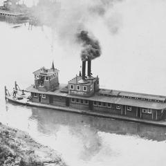 Peace (Towboat, 1916-1934)