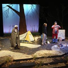 UW-Waukesha theater productions : Duck Hunter, 2009
