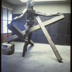 Title Unknown, Sculpture by Mario Cravo