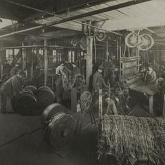 Simmons factory interior
