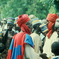 A Hausa Courtier in the Village of Kawari