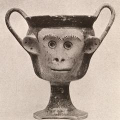 Chimpanzee Cup