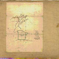 [Public Land Survey System map: Wisconsin Township 51 North, Range 05 West]