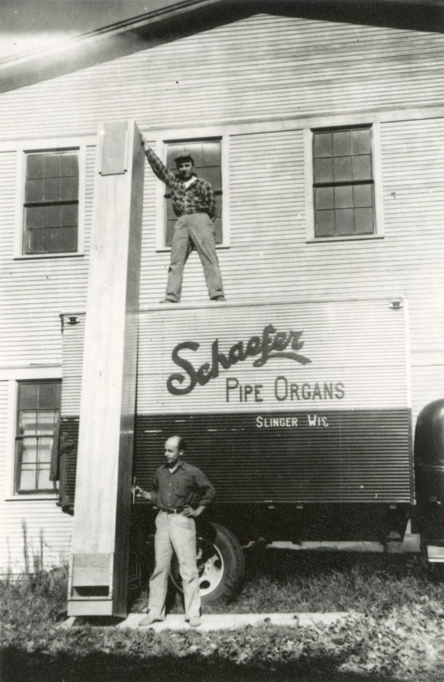 Schaefer Pipe Organ Company