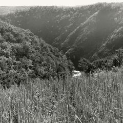 The Xe Namnoi River in Attapu Province