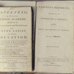 Collection of early educational books
