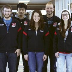 Student senate, University of Wisconsin--Marshfield/Wood County, 2014