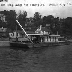 Snagbarge 460  (Barge)