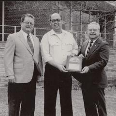 National Energy Watch Award presentation