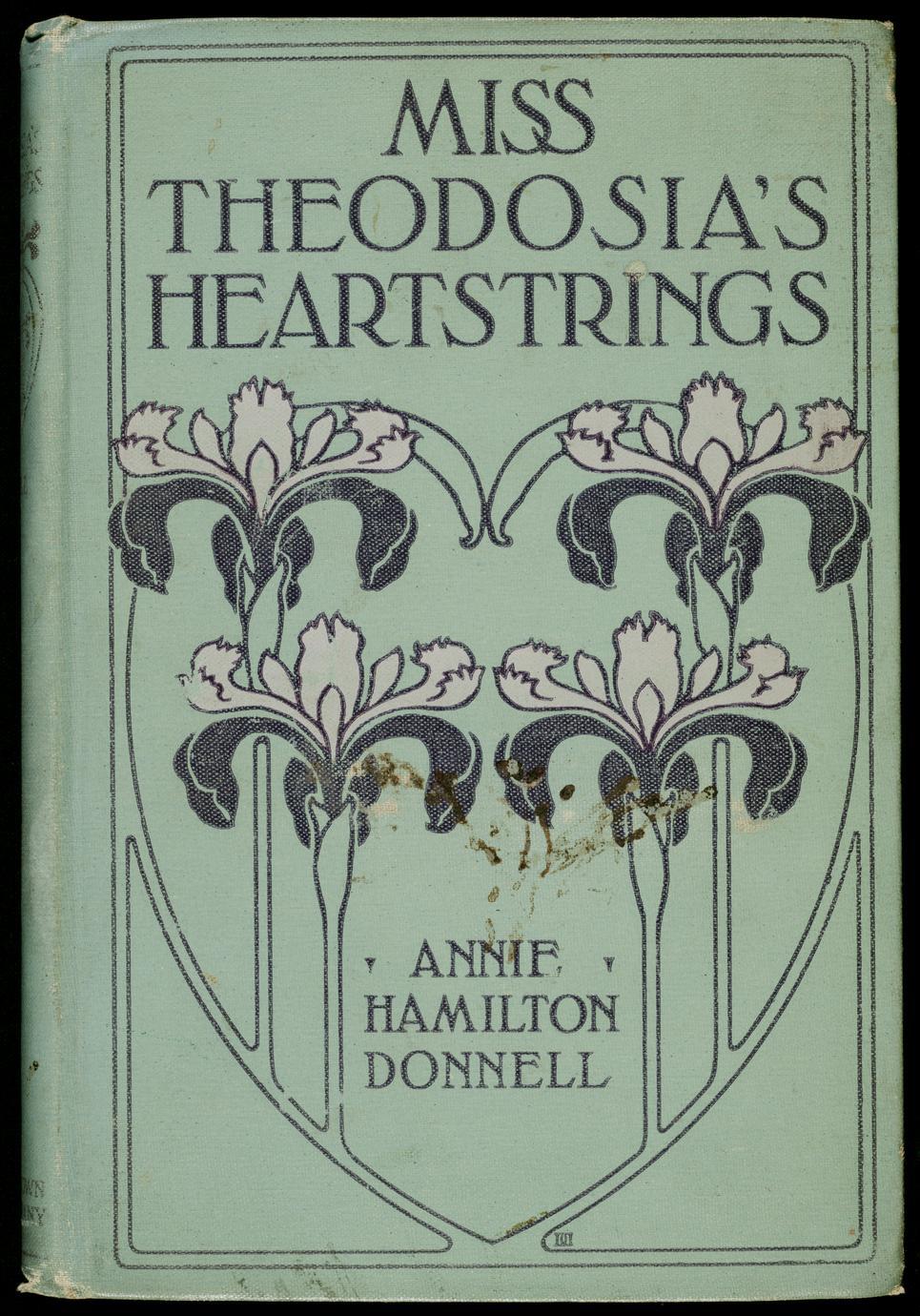Miss Theodosia's heartstrings (1 of 3)