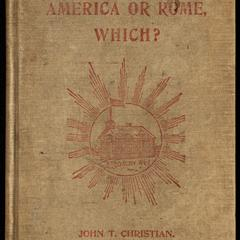 America or Rome, which?