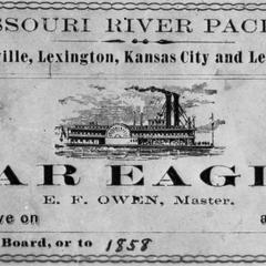 War Eagle (Packet, 1858-1869)
