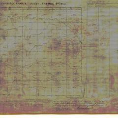 [Public Land Survey System map: Wisconsin Township 24 North, Range 06 West]