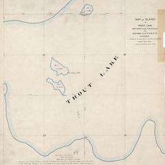 [Public Land Survey System map: Wisconsin Township 41 North, Range 06 East; Township 41 North, Range 07 East]