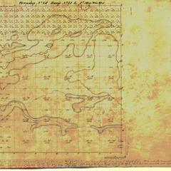 [Public Land Survey System map: Wisconsin Township 12 North, Range 11 East]