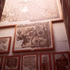 Wall Displays at Bardo Museum