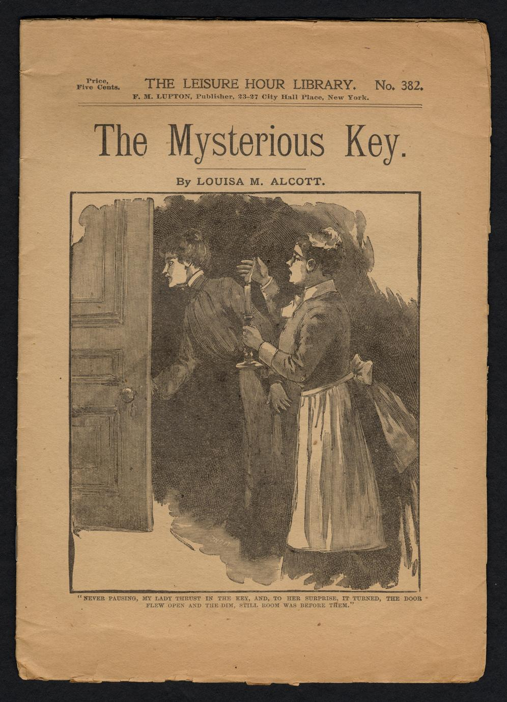 The mysterious key (1 of 2)